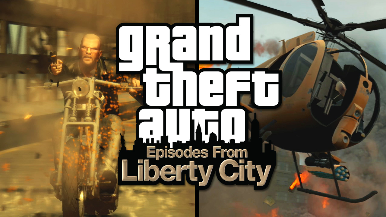 Grand Theft Auto Episodes From Liberty City New Trailer Rockstar Games